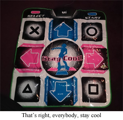 dance dance revolution konamix ps1