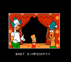 That's Bart!
