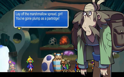 Shantae - Twitch and Vinegar #2 | Theme Plaza