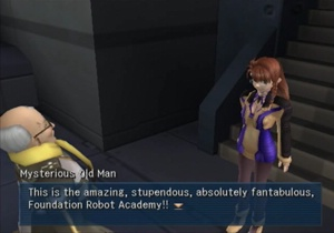 Xenosaga Episode I Part 17: Love, Justice, Courage, and